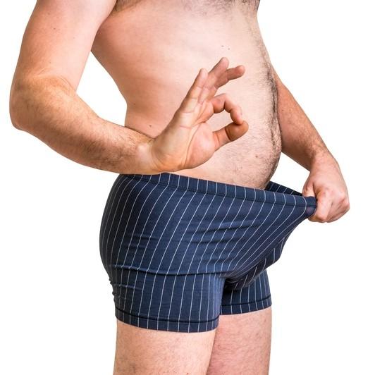 gemiddelde lengte penis nederland